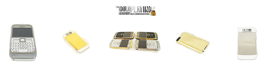 Gold Plated Mobile Phones